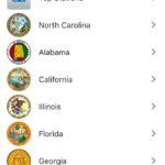 アメ車でアメリカの人気FMラジオをiPhoneアプリで聴けるは便利