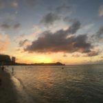 初めての家族で海外旅行でグアムへ、ついでにグアムで筋トレのつもりが その1