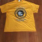 ギャスパリTシャツと復刻版コロセウムジムTシャツをゲット!